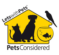Lets with Pets logo